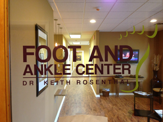 Foot and Ankle Center in Jackson and Brick, NJ
